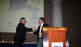 Ondernemersprijs voor Ron Blaauw