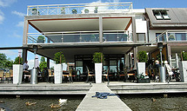 Loosdrechts restaurant ZIN dicht