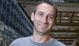 Amstel Hotel-man loopt marathon New York