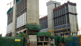 Crisis raakt bouw grootste Sheraton