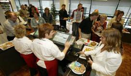 Gemeenten geven meer geld uit aan catering