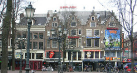 Crisis raakt toerisme Amsterdam