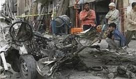 Cateraars gedood bij raketaanval