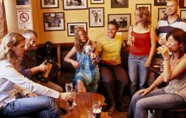 Ierse pubs bevriezen drankprijzen