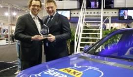 Taxi Bavaria wint Taxi Innovatie Prijs 2008