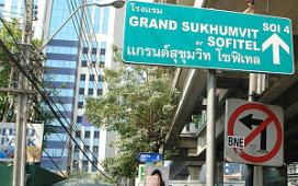 Boekingen Thailand nemen weer toe