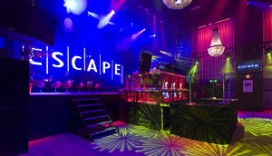 Brand in nachtclub Escape