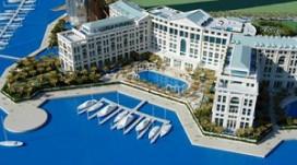Hotel krijgt luchtgekoeld strand