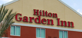 Hilton Garden Inn hotels voor Saoedi-Arabië