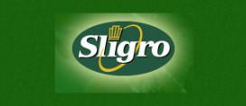 Sligro realiseert hogere omzet