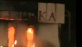 Nieuwjaarsbrand Bangkok: 60 doden