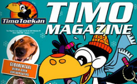 Van der Valk start kinderblad