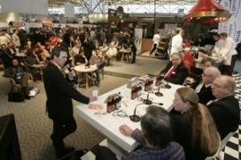 Bier aan tafel:  Vooral veel uitproberen