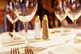 Sterzaken ontdekken Restaurant Week