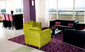 Zaken-etage Holiday Inn IJmuiden vernieuwd