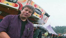 'Godfather of popfestivals' zingt toontje lager