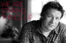 Scandic Hotels strikt Jamie Oliver