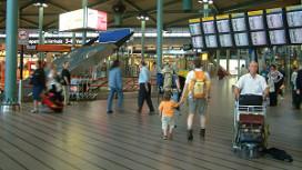 Barre tijden voor horeca Schiphol