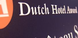 Deadline inschrijving Dutch Hotel Award nadert