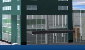 Hotel in aanbouw geeft rondleidingen