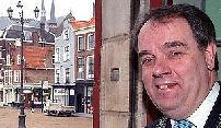 KH Delft in clinch met burgemeester