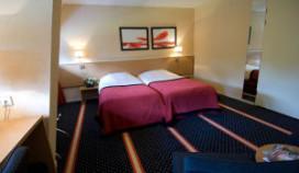 Hotelkamerprijs daalt 12 procent