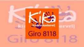 Week op cafédak voor Kika