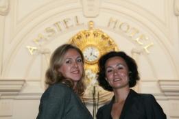 Benoemingen bij Amstel Hotel