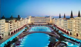 Antalya krijgt hotel van 1,4 miljard dollar