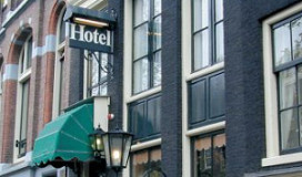 Hotelovernachtingen Amsterdam fors minder