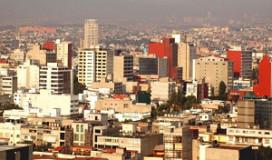 Horeca in Mexico-stad op slot