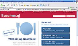 Nauwe samenwerking SeatMe.nl met RAI