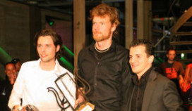 Sander Schat wint NK Barista 2009