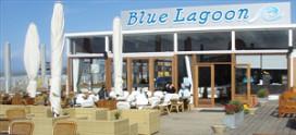 Blue Lagoon strandpaviljoen van het jaar