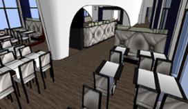 Talenten starten restaurant Atsea