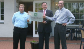 Hampshire lijft 55ste hotel in