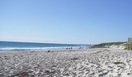 Stranden onderscheiden voor eigen, groene smoel