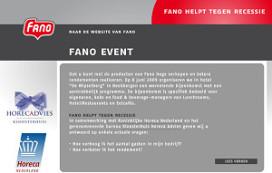 Fano-workshop helpt tegen recessie