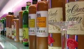 Consumptie gedistilleerd licht gedaald