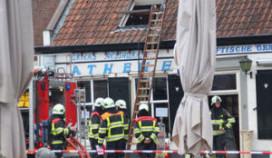 Gasexplosie verwondt kok Grieks restaurant
