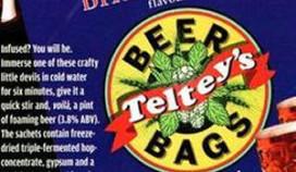 Britse primeur: bier in zakjes