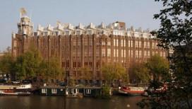 Weer award voor Amrâth hotel Amsterdam