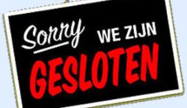 Restaurant Hof van Deurne dicht