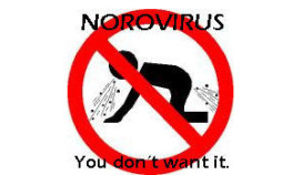 Bedrijfsrestaurant dicht vanwege norovirus