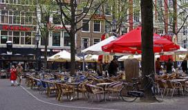 Gebiedsverbod op Amsterdamse horecapleinen