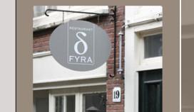 Restaurant Fyra wil samenwerken met NS