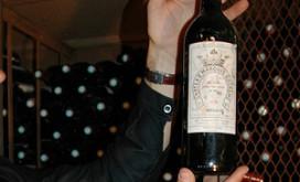 Grote wijnroof bij tweesterrenrestaurant