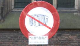 Haarlemse horeca in protest tegen straatmuzikanten