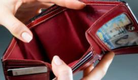Wéér fors minder uitgegeven in horeca