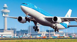 KLM wil maaltijdafval omzetten in stroom
